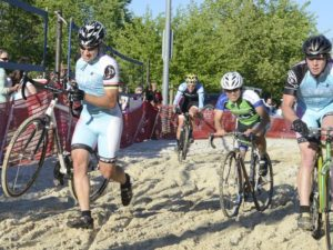 Take your bike for a hike (a k a cyclocross) at the Mountain Sports Festival.