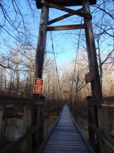 Eno River State Park doesn't have a visitor center; it would get one if Connect NC passes.