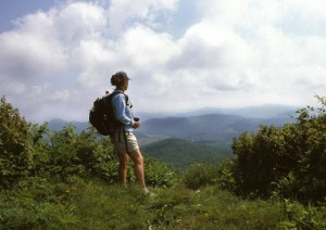 View from atop Elk Knob (photo courtesy NC State Parks)