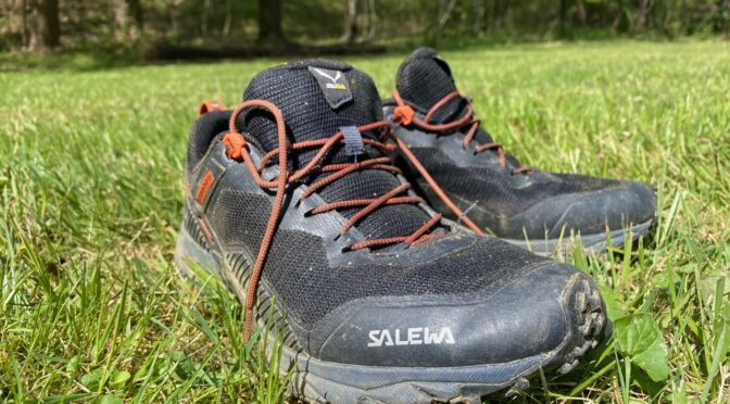 Wednesday Wisdom: A great summer hiker (and the socks to wear with them)
