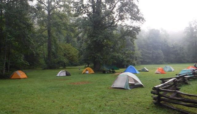 Our 5 favorite group campgrounds in North Carolina