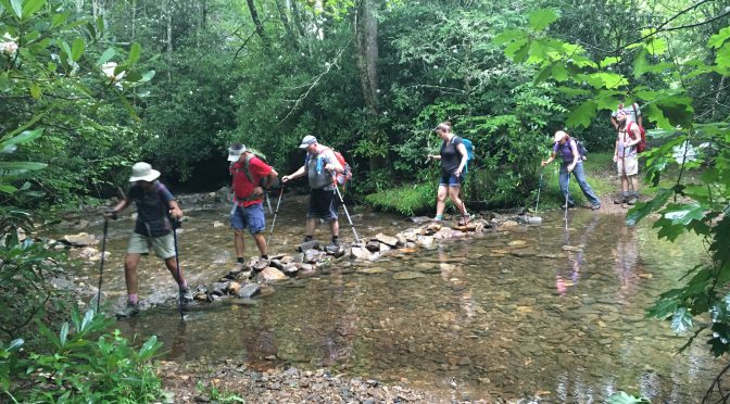 Take the Fear out of Summer Stream Crossings