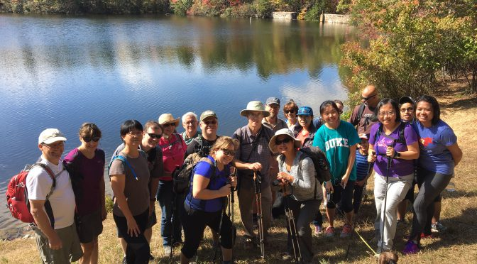 Rejuvenate yourself this fall: become a hiker