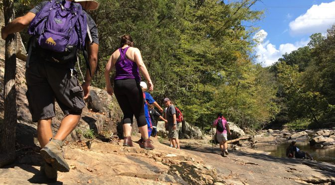 Get those legs in shape for summer hiking