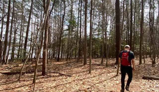 Four N.C. State Parks close trails; Let's work to keep more from closing