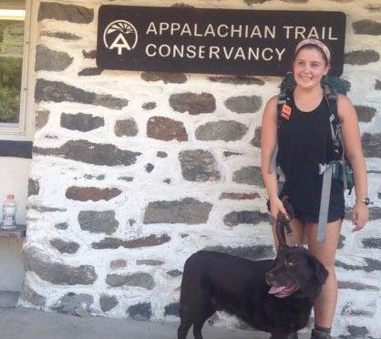 Lead a hike! A hike leader shares why she does