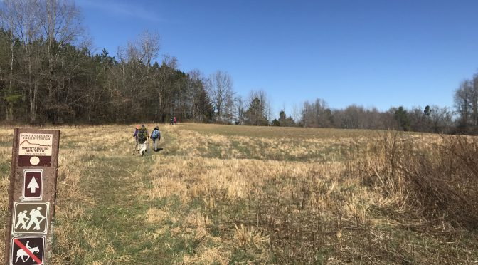 Hike with us and avoid the spring crowds