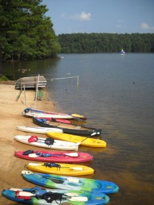 A Labor Day weekend paddle?