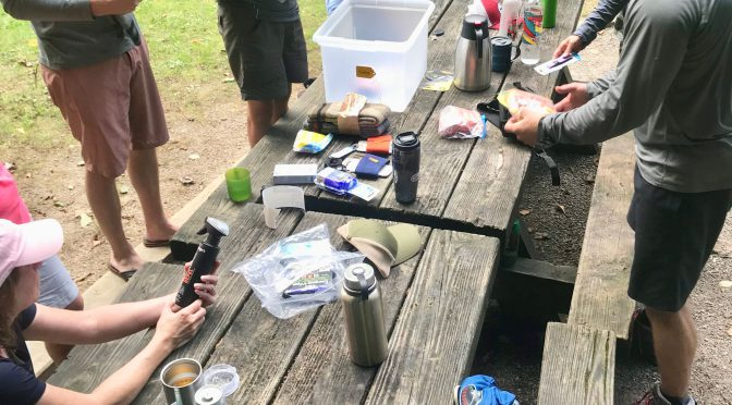 Backpacking: An Adventure in Lifelong Learning