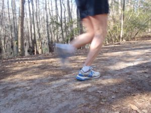 Learn the joy of trail running Saturday along the Eno River.