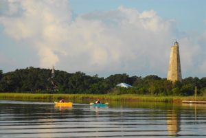 Bald Head Island (photo courtesy baldheadisland.com)