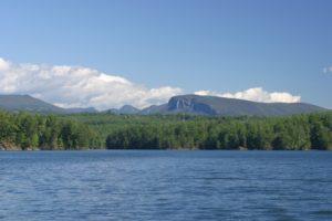 Lake James, below Linville Gorge
