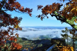 View from Mount Jefferson (photo courtesy N.C. State Parks)