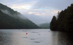 Lake Logan (photo courtesy Glory Hound Events)