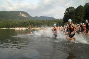 Lake Lure Olympiad Tri