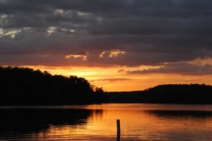 Lake Townsend (photo courtesy Greensboro Parks and Recreation Dept.