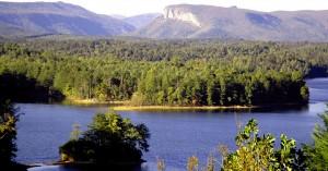 Lake James (photo courtesy VisitNC.com)