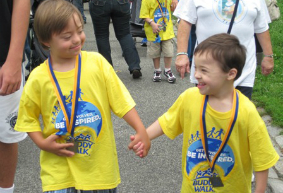 Photo courtesy National Down Syndrome Society