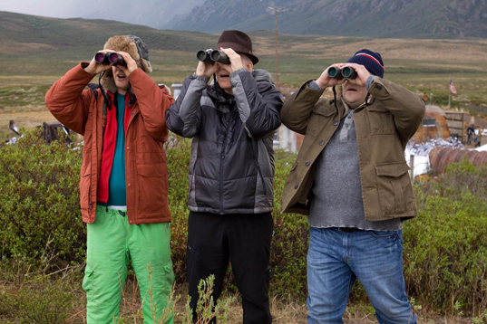 Birding with ... Owen Wilson, Steve Martin, Jack Black