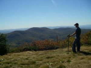 Bear Wallow Mountain (photo courtesy Carolina Mountain Land Trust)