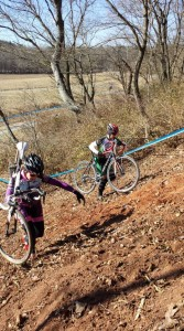 Photo of a cyclo-cross event at the Biltmore Estate courtesy Torrenti Cycles via lauramrice.wordpress.com