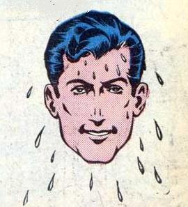 Something hyperhidrosis facial scalp were