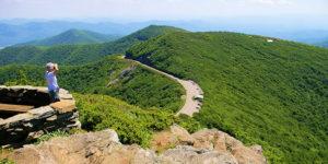 Craggy Mountains (photo courtesy romanticasheville.com)